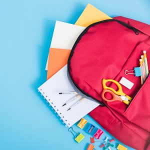 School backpack - Equip OSHC out of school hours care